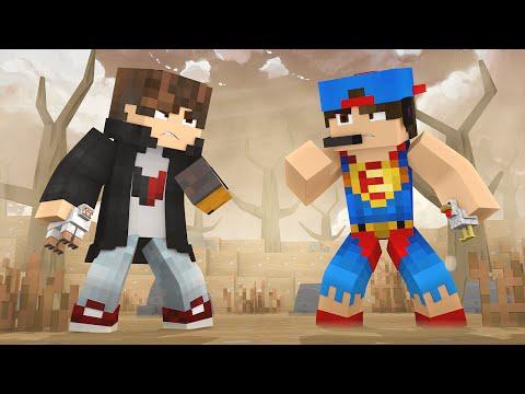 Minecraft: BINGO PVP - PODER DOS MASCOTES  - ‹ JUAUM ›