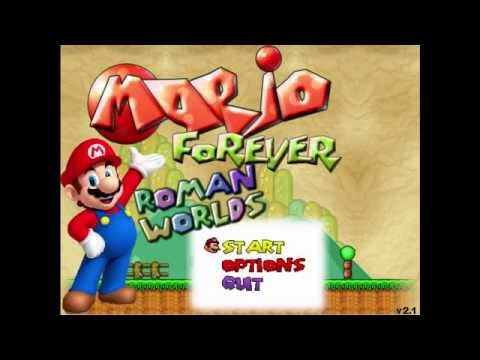 Danny's FAIL Vault: Mario Forever: The Roman Worlds - World 4 (Part 3) [HD]