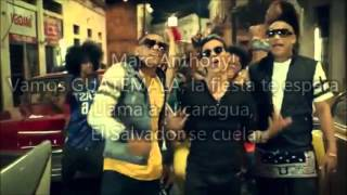 Gente De Zona - La Gozadera ft Marc Anthony - letra