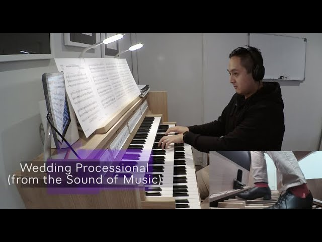 Wedding Processional From The Sound Of Music Richard Rogers Youtube