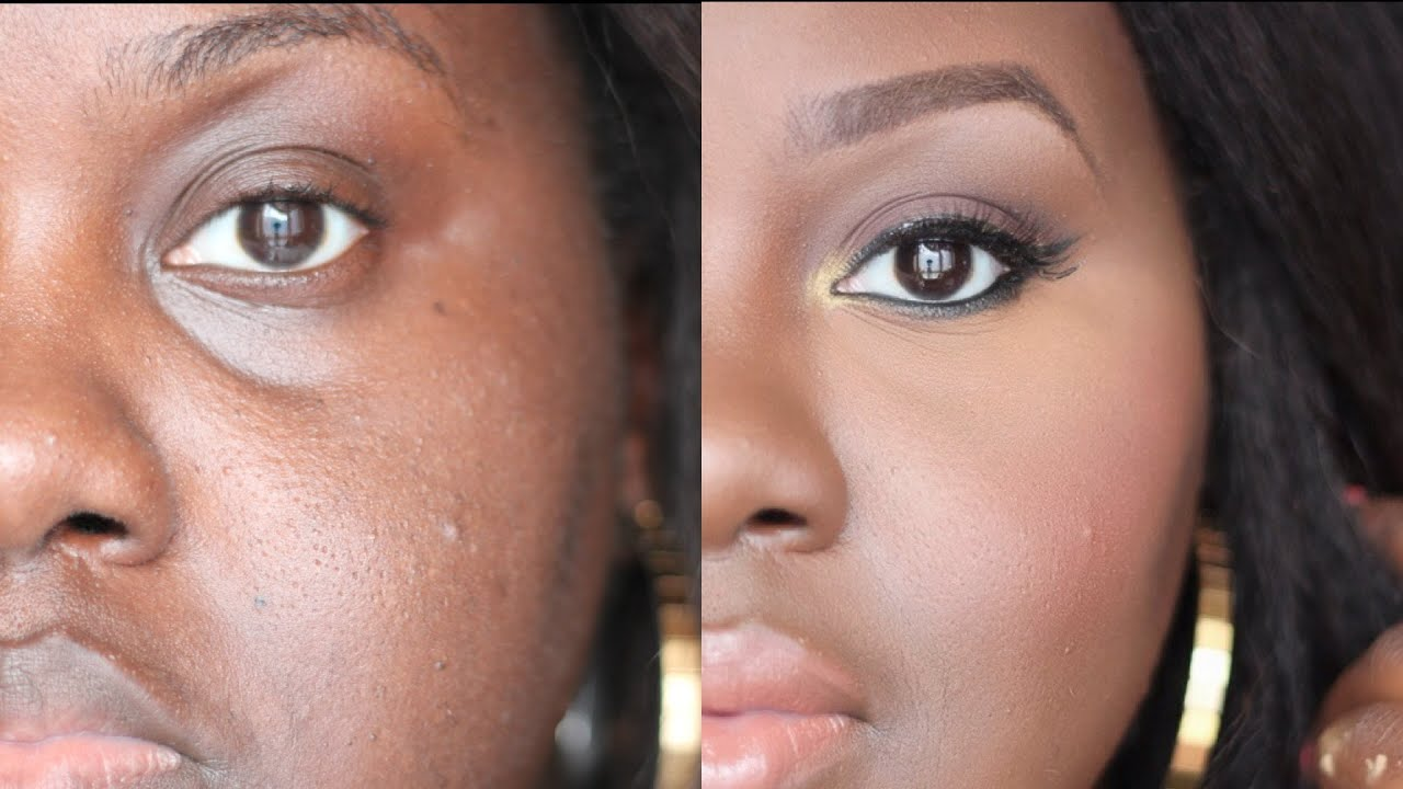 How To Conceal Deep Set Under Eyes Detailed Talk Through