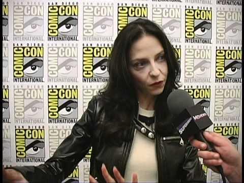 Green Lantern: First Flight  ComicCon 2009 Exclusive: Juliet Landau