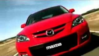 2006 Mazda 3 MPS promotional video