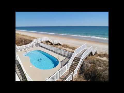 Topsail Island Vacation Rentals at Ocean Watch in Surf City