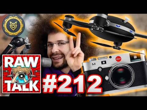 FroKnowsPhoto RAWtalk 212: The Lily Drone is DEAD, Leica M10 costs $6,500 and My New App Is Here