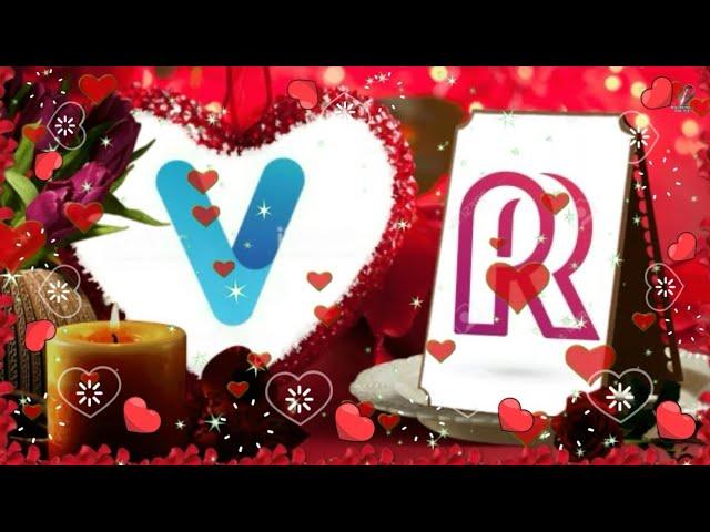 V?R Letter Whatsapp Status    V letter status    R letter Status  New  Name status