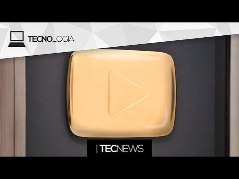 YouTuber que cortou a placa de 1 milhão de subs retorna / TOP 10 – Vídeos com mais views do YouTube