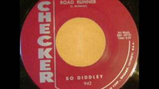 Watch Bo Diddley Road Runner video