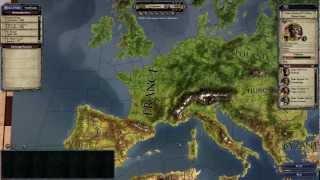 Туториал Crusader Kings 2 - С чего начать (1)
