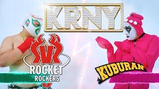 Rocket Rockers x Kuburan - KRNY (Official Music Video)