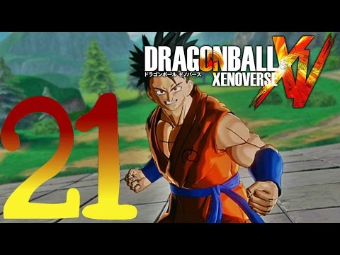 Dragon Ball Xenoverse- 300x Gravity Training Complete part 21