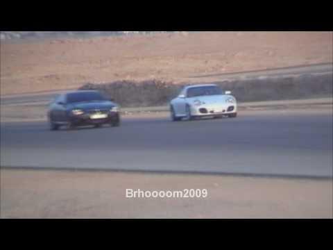 BMW M6 VS Porsche carrera 911 4S ( Modded...