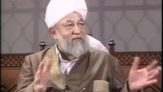 Liqa Ma'al Arab 9 May 1995 Question/Answer English/Arabic Islam Ahmadiyya