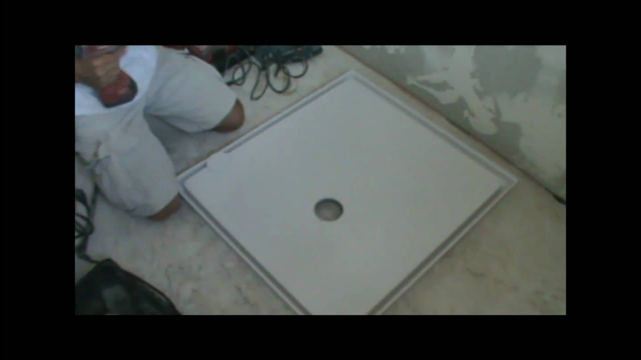 Duraflex Washer Pan Installation Youtube