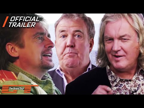 The Grand Tour: The Colombia Special Trailer