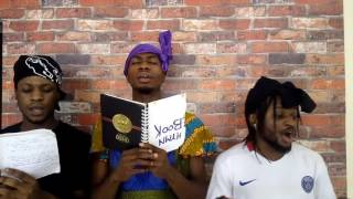 Kendrick Lamar Humble (African cover) Josh2funny