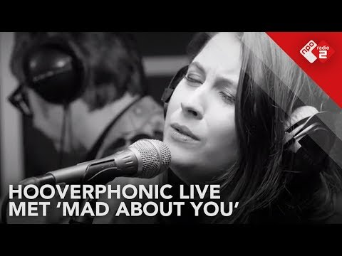 Hooverphonic - 'Mad About You ' Live @ De Roodshow Late Night | Npo Radio 2 - Extra