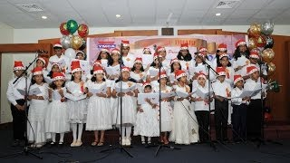 YMCA Abu Dhabi Glorious Harmony 2013 Jeevan TV TELECAST on 31st Jan 2014