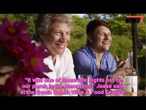 Cliff Bennett - Bon Jovi Wine - Named Best of 2018!
