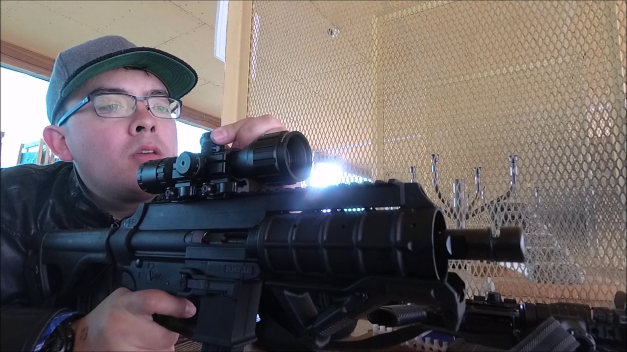 Extar EP9 Update | 8,000 rounds later | Long Range? | Does it suck?