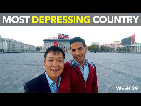Most Depressing Country.