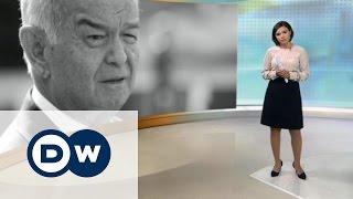 Умер президент Узбекистана: что будет со страной после смерти Каримова - DW Новости (02.09.2016)