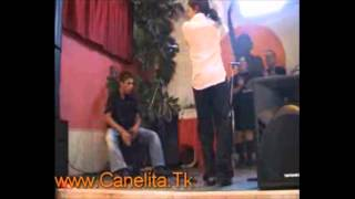 Canelita Feria Fuengirola, Bulerias, Año 2005.