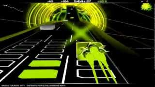 Audiosurf: WAGDUG FUTURISTIC UNITY - SYSTEMATIC PEOPLE (THE LOWBROWS REMIX)