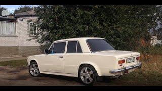 """Мужик сделал автомобиль мечты из ВАЗ-2101, долговечную и удобную """"Копейку""""-купе на базе BMW"""