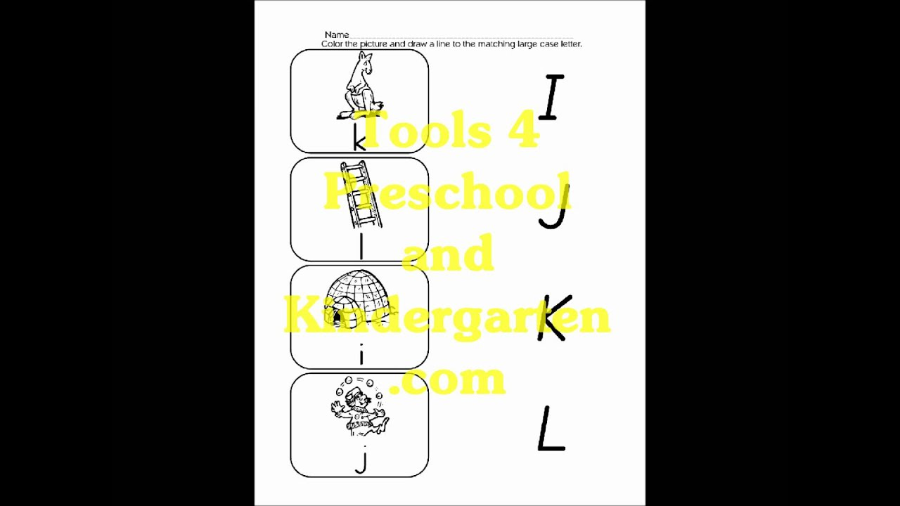 Give Me More Alphabet Worksheets Resources For