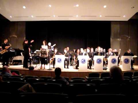 New York Jazz Academy Manhattan Big Band - Sway