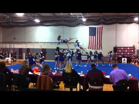 BLS Cheer at DCLs 2014