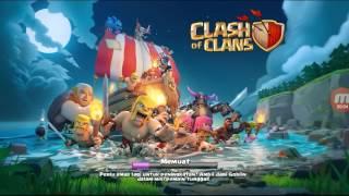 Clash of clans misteri akun aneh dan misteri di mode malam