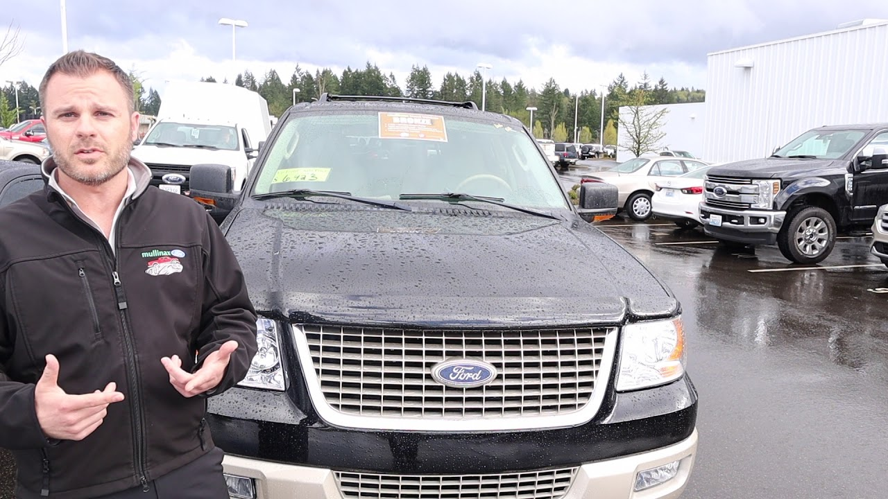Mullinax Ford Olympia >> Used Vehicle Review Manager Moment With Chad Brigham
