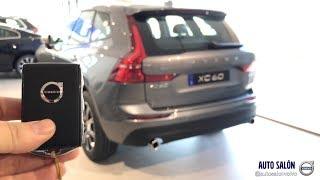 VOLVO XC60 '18 D4 AWD Momentum    Vistazo Rápido