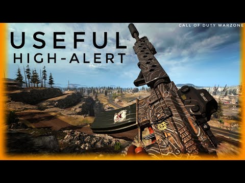 High Alert is Incredibly Useful - Call of Duty Warzone