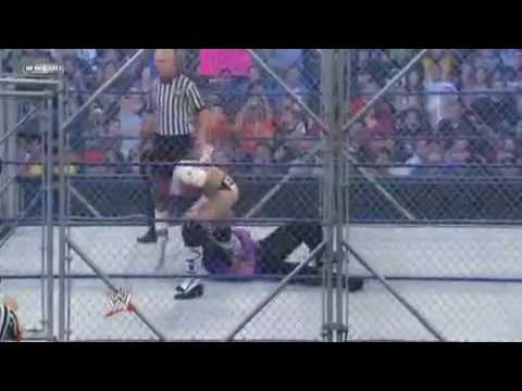 Jeff Hardy Vs Cm Punk 28/8/2009 1/4