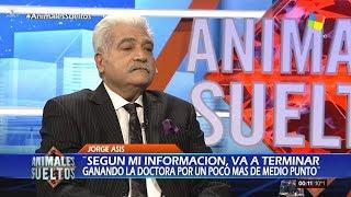 """Jorge Asís en """"Animales sueltos"""" de Alejandro Fantino - 16/08/17"""