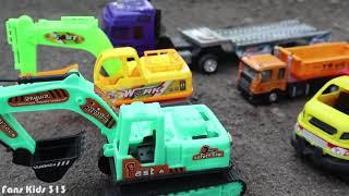 Download Mainan Anak-Anak Truck dan Mobil