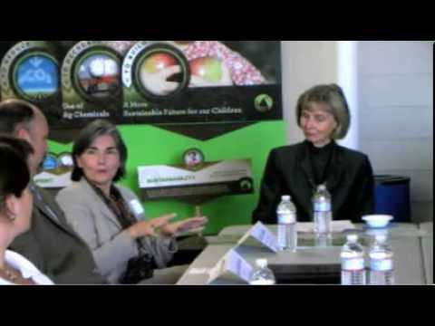 Congresswoman Lois Capps Interviews in Oxnard, CA | The Maria Sanchez Show