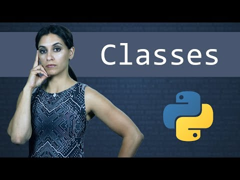 Python Classes and Objects - Learn Python Programming  (Computer Science)