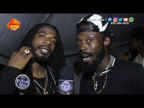 Gyptian when supersonic speed in his performance / Maestro Don come out shootin at Summa Sizzle 2019