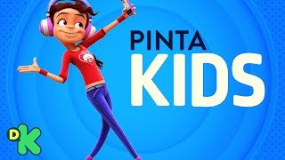 ✏️Dolores |  Pinta Kids | Mini Beat Power Rockers | Discovery Kids