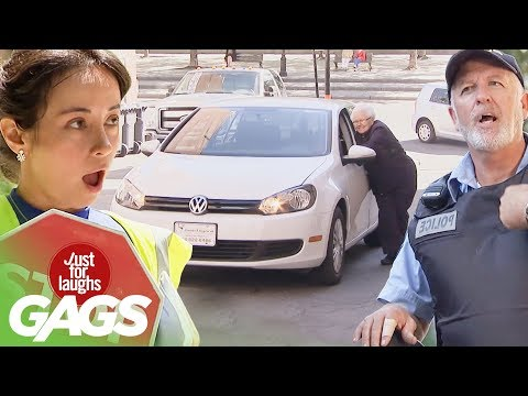 Best of Car Pranks Vol.  2 | Just For Laughs Compilations