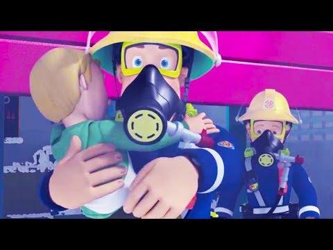 Fireman Sam 2017 New Episodes |  Day at the Seaside! | Season 10 🚒 🔥 | Cartoons for Children