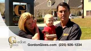 Gordon Gives 94 Free Car Seats May 24, 2013 | Gordon McKernan