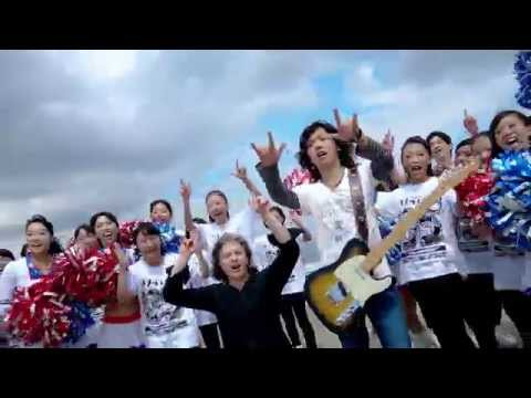 「The Yokohama Song」Music Video -- Masahiro with Stefan Aaron