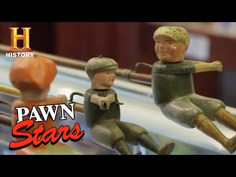 Pawn Stars: Vintage Mini-Golf Gets Asking Price (Season 16) | History