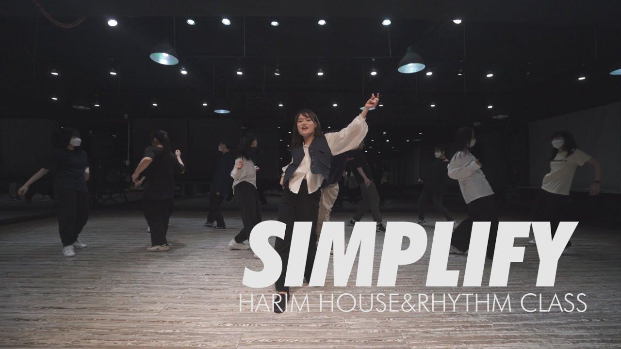 Blackkurrant - simplify || HARIM House & Rhytem CLASS ll @GBACADEMY 대전댄스학원