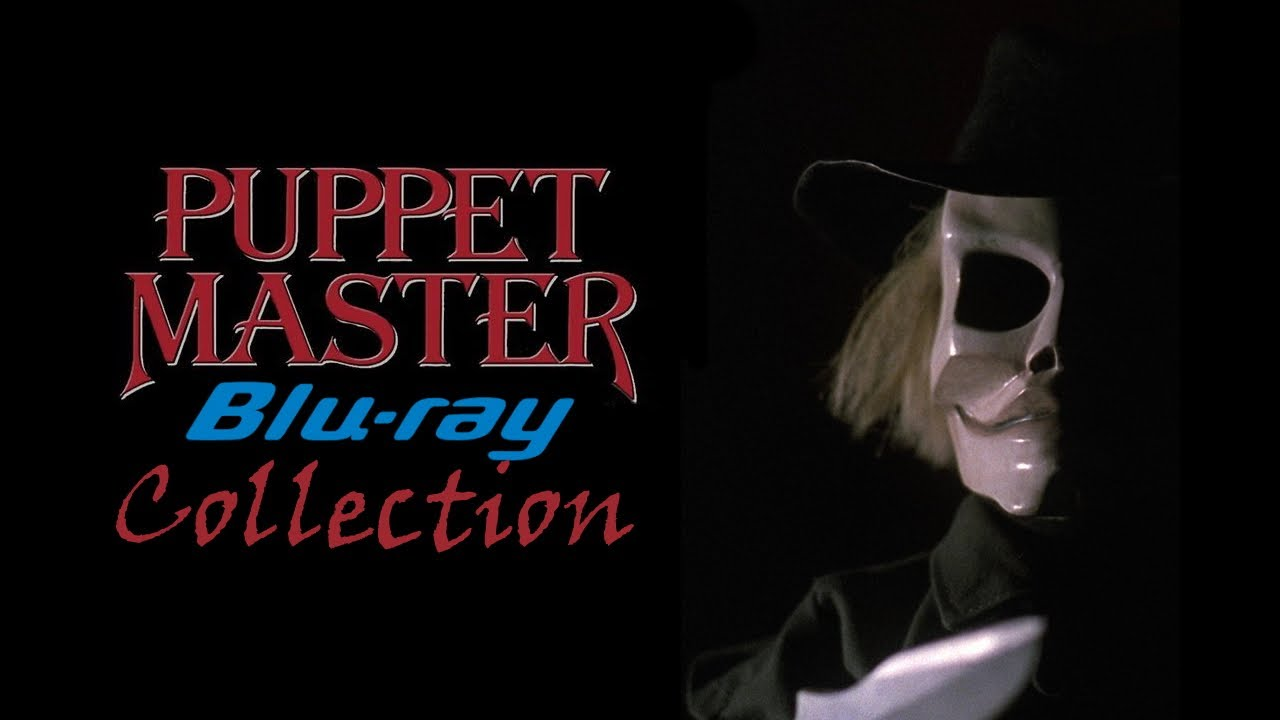 Download My Puppet Master Blu-ray Collection (All Special Features Included)